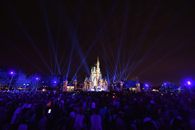 ORLANDO, FL - MAY 23:  General views of the Magic Kingdom on May 23, 2017 in Orlando, Florida.  (Photo by Gustavo Caballero/Getty Images) (Foto: Getty Images)