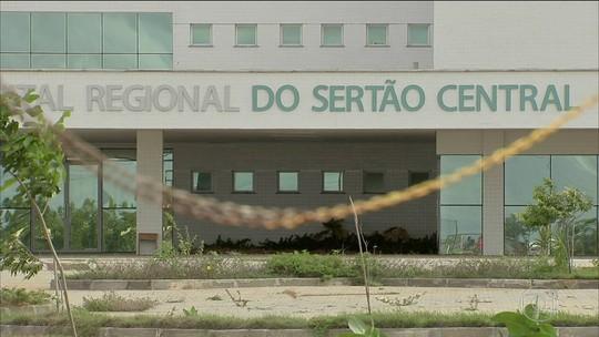 Inaugurado há 2 anos, hospital de R$ 147 milhões nunca funcionou no CE