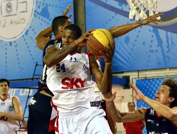 NBB Shammel Pinheiros x Limeira  (Foto: Deco Pires / Divulgação)