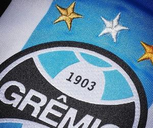 Grêmio detalhe camisa umbro (Foto: Reprodução/Instagram)