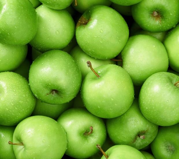 Especial: Maçã verde deslumbrante  (Foto: Thinkstock)