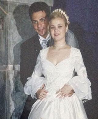 Marcio e Melissa (Foto: Reprodução/Facebook)