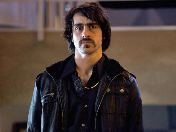 O ator Felipe Abib vive o personagem Jeremias no filme 'Faroeste caboclo' (Foto: Divulgação)