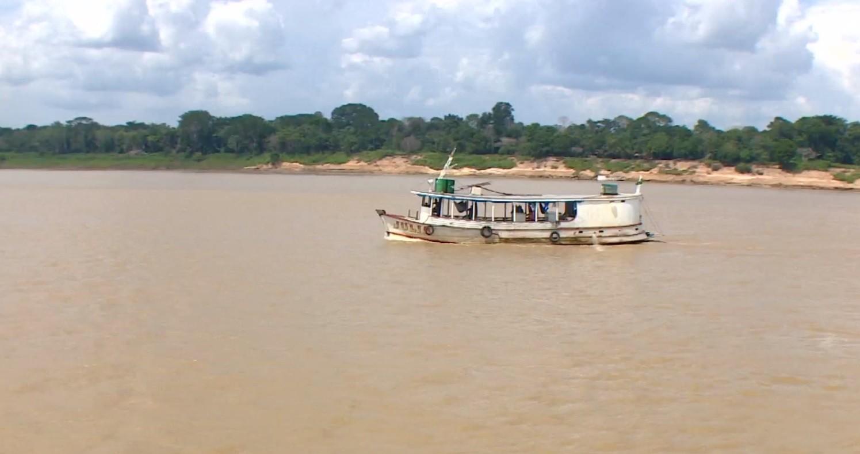 Amazônia Repórter mostra reflexos pós-enchente em RO (Foto: Amazônia Repórter)