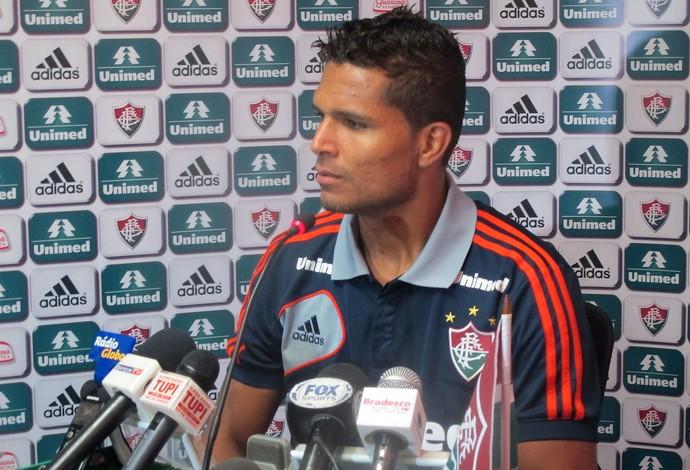 Anderson Fluminense (Foto: Fabio Leme)