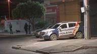 Ladrões quebram parede e invadem agência bancária na madrugada