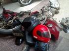 Jovem é apreendido com motocicleta roubada desmontada, em Belo Jardim