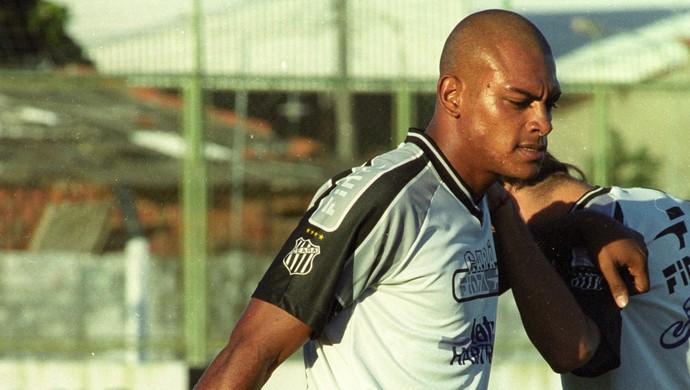 David Madrigal, Ceará, 2002 (Foto: Kiko Silva/ Agência Diário)