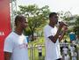 Atletas olímpicos marcam presença na 1ª edição da Caminhada pela Vida