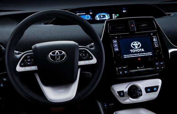 Toyota Prius 2016 (Foto: Divulgação)