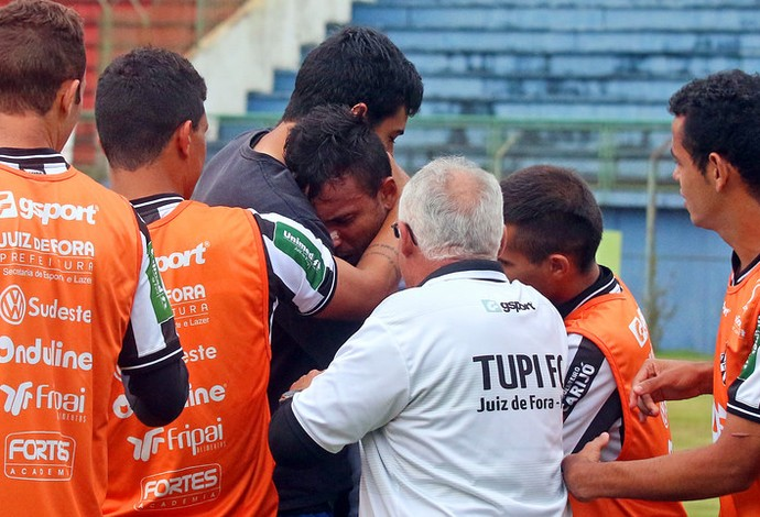 Felipe Augusto Tupi-MG (Foto: Leonardo Costa/Tupi)