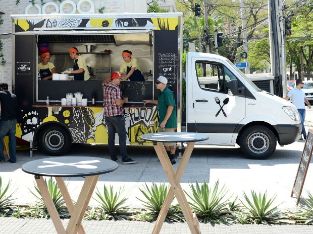 Food Truck - Saiba como integrar seu food truck  cidade  (Foto: Divulgao / Eliane Rodrigues)