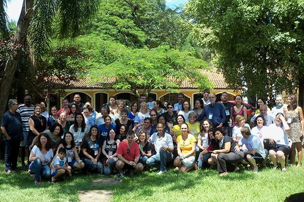 Encontro reuniu 45 grupos de apoio à adoção (Foto: divulgação)