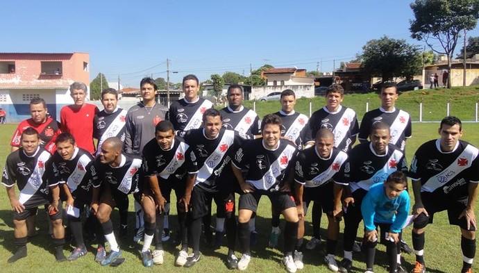Time quer bicampeonato na Primeira Divisão do Amador (Foto: Cláudio de Souza / Arquivo Pessoal)