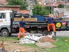 Operação cata-trecho já recolheu mais de 300 toneladas em Sorocaba