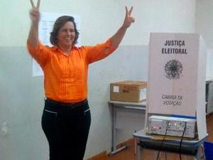 Cláudia Regina (Foto: Cedida)