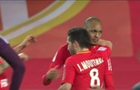 Os gols de Monaco 4 x 0 Dijon, pela 26ª rodada do Campeonato Francês