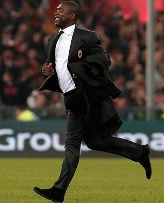 Seedorf Milan (Foto: AFP)