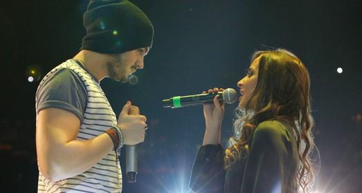 dueto (Artur Meninea/TV Globo)