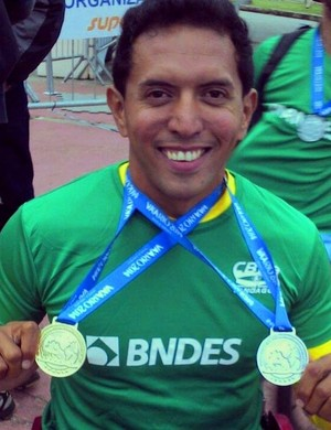 Luis Carlos Cardoso (Foto: Arquivo Pessoal / Luis Carlos)
