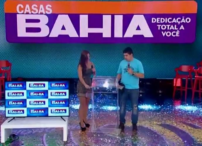 Casas Bahia (Foto: Reprodução)