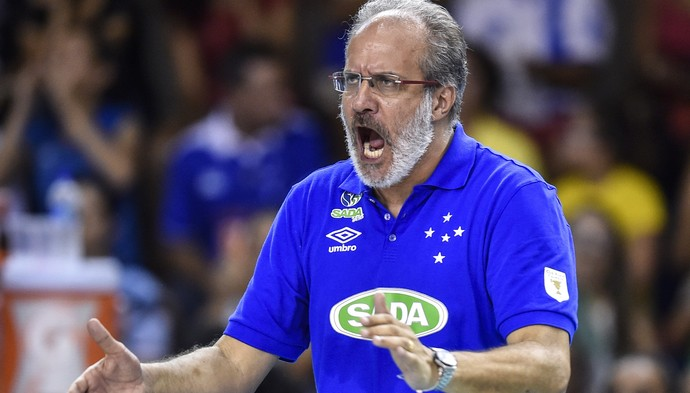 Marcelo Mendez; Cruzeiro (Foto: Agencia i7)