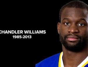 Chandler Williams morte  (Foto: Reprodução)