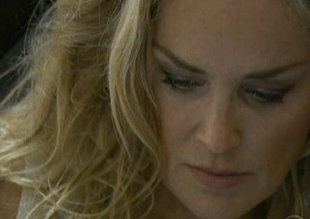 Segundo a atriz, sente-se à vontade em Balneário Camboriú (Foto: Reprodução RBS TV)