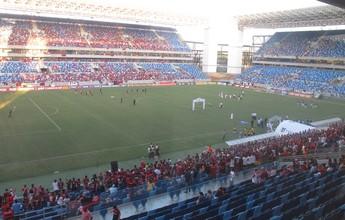 BLOG: Quatro estádios da Copa têm ocupação média inferior a 19% de suas capacidades