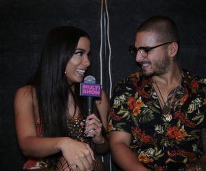 """Anitta mostra os bastidores do clipe """"Sim Ou Não"""" e Maluma afirma: """"O Brasil sempre foi um lugar que eu quis chegar"""""""
