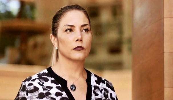 Segunda Dama na TV Morena (Foto: Reprodução/TVMO)