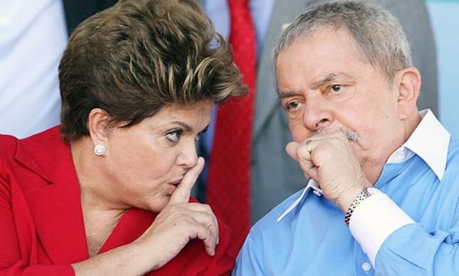 Dilma e Lula (Foto: Divulgação)