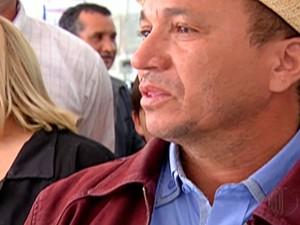 Candidato Zé Oliveira, de Suzano, perdeu o título de eleito após reprocessamento de votos em Suzano (Foto: Reprodução/ TV Diário)