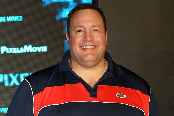 O ator Kevin James (Foto: Getty Images)
