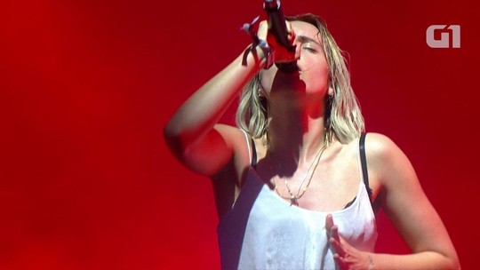 VÍDEOS: 'Lean on', de MØ, e mais hits do Lollapalooza