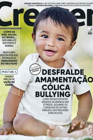Capa da Crescer - Edição 275 - Out/2016 (Foto: Crescer/ Editora Globo)
