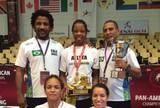 Brasil conquista um ouro e 2 bronzes no Pan-Americano de luta olímpica