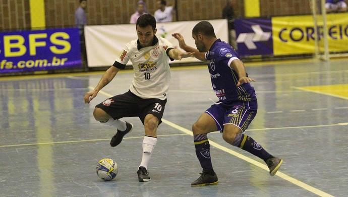 Taça Brasil de Futsal 2014 (Foto: Zerosa Filho / CBFS)