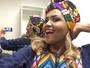 Gaby Amarantos explica como turbante ajudou a resgatar sua autoestima: 'Vai além da moda'