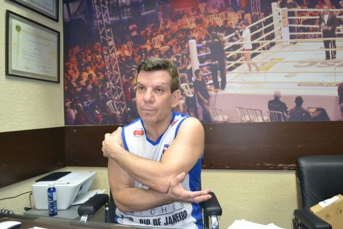 Dedé Pederneiras UFC MMA (Foto: Raphael Marinho)