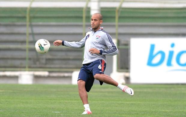 Carlinhos, treino do Fluminense (Foto: Nelson Perez / Fluminense F.C.)