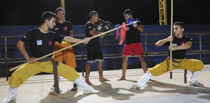 Kung Fu Roraima (Foto: Nailson Wapichana)