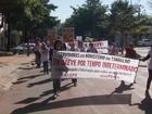 Servidores públicos federais se unem para ato conjunto em Foz do Iguaçu