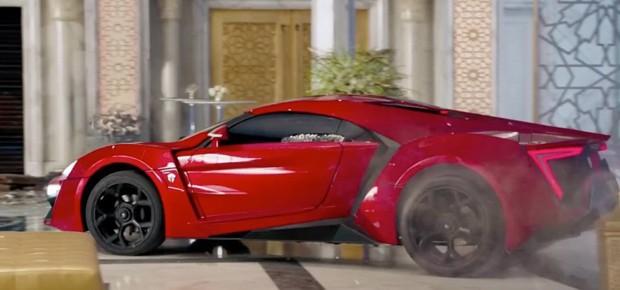 Velozes & Furiosos 7: os 23 carros que merecem sua atenção ...
