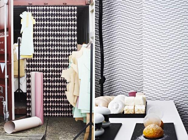 Papel de parede Eley Kishimoto (Foto: divulgação)