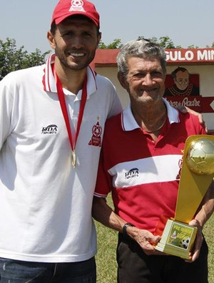 Carlos Calmon José Calmon Uberaba Triângulo Mineiro futebol (Foto: Carlos Calmon/ Arquivo Pessoal)