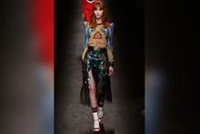 Metalizados ganham novo fôlego após a Semana de Moda de Milão