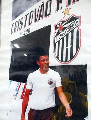 São Cristovão (Foto: Fred Huber / Globoesporte.com)