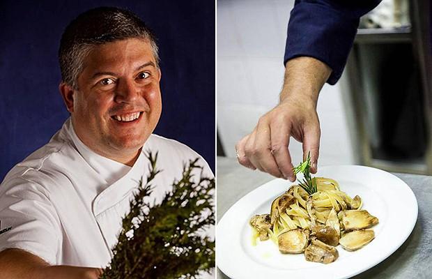 O chef Alex Caputo dá dicas para você fazer o prato italiano perfeito (Foto: Divulgação)