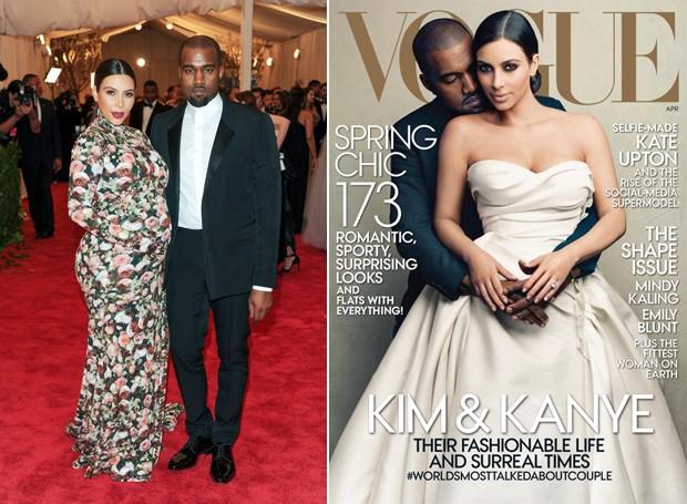Kim Kardashian Coluna Lilian Pacce (Foto: Reproduo / Instagram GNT)